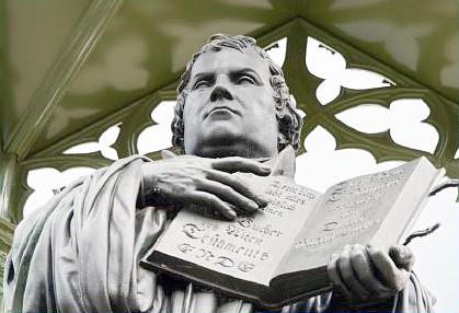 Einladung zum Gottesdienst am Reformationstag