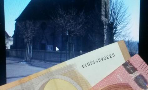 """""""Die Kirche und das liebe Geld"""""""