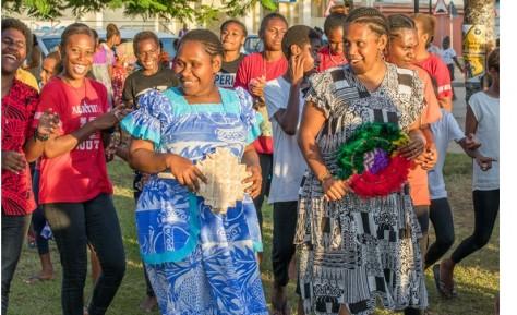 Weil die Frauen in Vanuatu auf uns zählen…