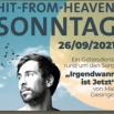 Aufnahmen aus dem Hit-from-Heaven-Gottesdienst am 26.9.2021 in Mellnau